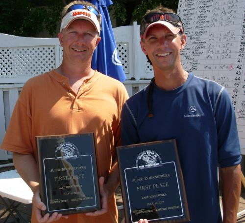 Joe Guy Feldmann Bros 7 16 2012 Bass champions
