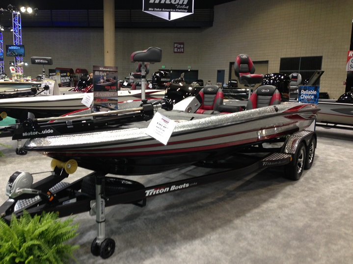 2014 Triton Bass Boat for sale in MN