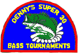 Previous Minnesota Bass Tournament Results at Denny's